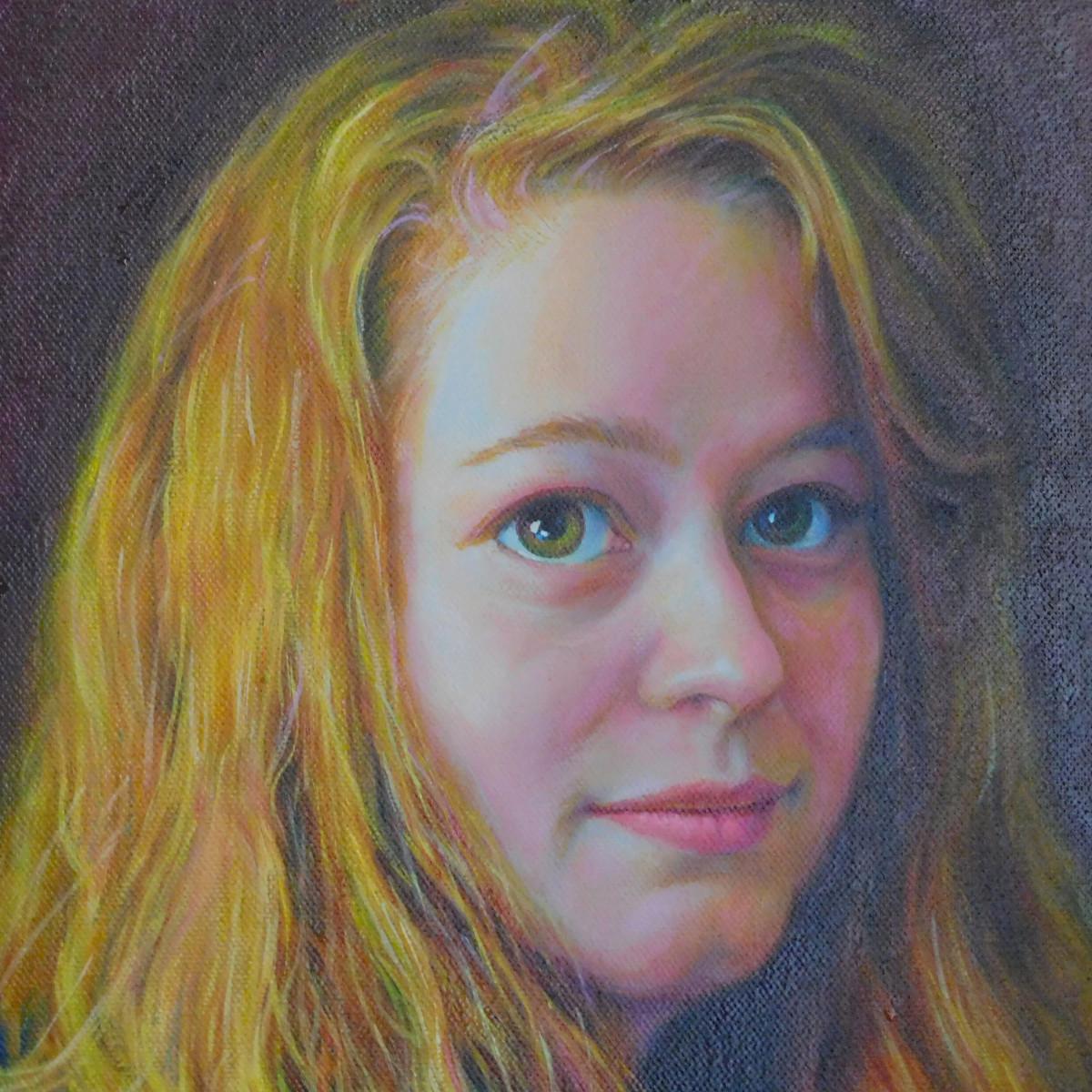 Emilyportrait deatail